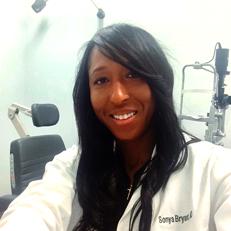 Sonya Bryant, Opthalmologist